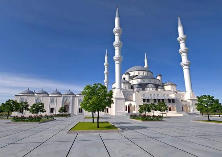 Photo of Бишкекте курулган Орто-Азиянын эң чоң мечитинин жаңы сүрөттөрү жарыяланды