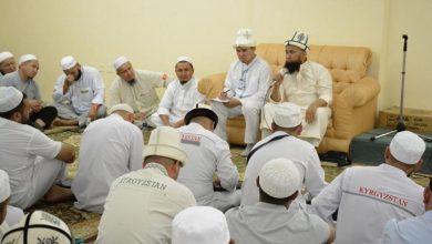 Photo of Кыргызстандын муфтийи Меккедеги ажылардан кабар алды (ФОТО)