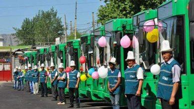 Photo of Ош шаарындагы коомдук транспорттор Курбан айт күнү элди акысыз тейлейт.