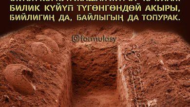 Photo of …Алдап жүрүп көмөлөтөт шум жалган