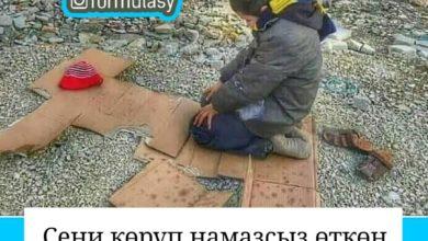 Photo of БАКТЫЛУУЛУК ДЕГЕН ЭМНЕ?