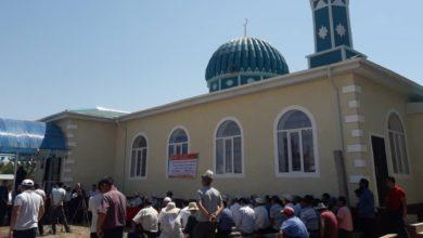 Photo of Кара-Буура районунда 400 орундуу мечит пайдаланууга берилди