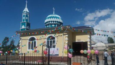 Photo of Григорьевка айылында жаңы мечит пайдаланууга берилди