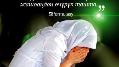 Photo of 👳🏻♀ДААНЫШМАНДЫК КАЗЫНАСЫНАН