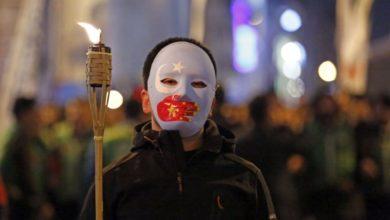 """Photo of Стамбулда Кытай зулумдугуна каршы """"Үнсүз кыйкырык"""" митинги өттү"""