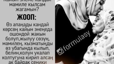 Photo of 🤗ЖАКШЫ КЕЛИН ДЕГЕН КИМ?