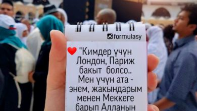 Photo of БЕЙИШ ТАШЫ…